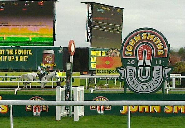 The Grand National might be a big event in Liverpool, but there more to the place than that
