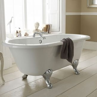 Clawfoots make for a beautiful Freestanding Bath